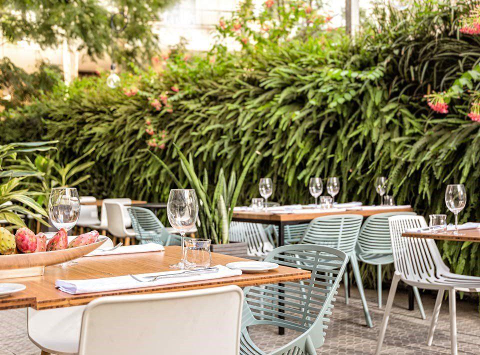מסעדת מאפו בפרימה סיטי
