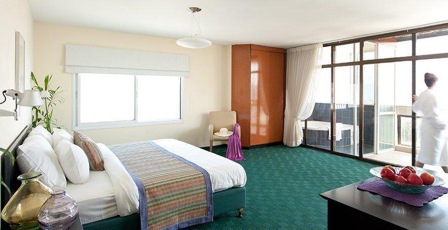 חדר משפחתי במלון