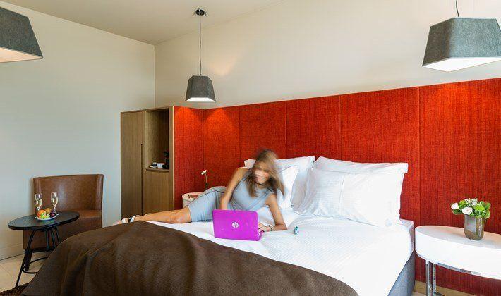 חדר קלאסיק בבית מלון פרימה לינק