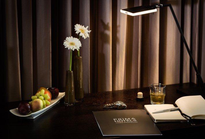 פרימה לינק שולחן עבודה