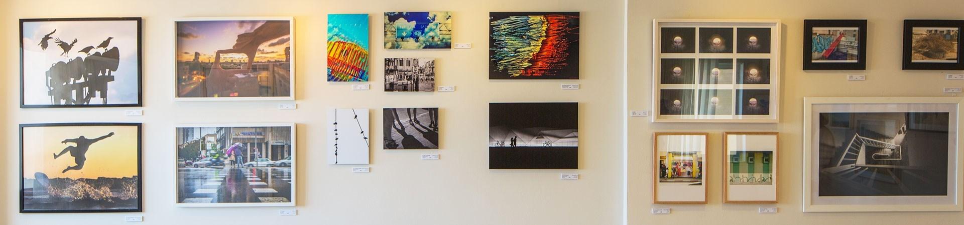 גלריה לאומנות פרימה תל אביב