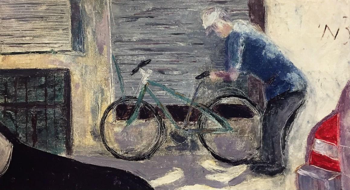 לילי פישר - אופניים בשכונה