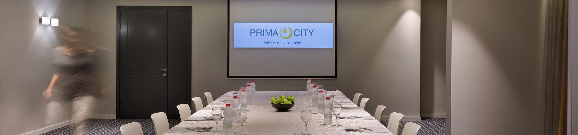 פרימה סיטי - אירועים וכנסים