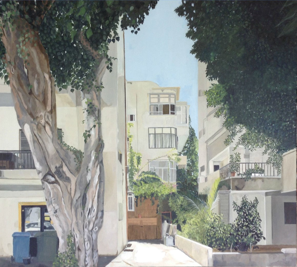 Tel Aviv_ White city II - זהר פלקס