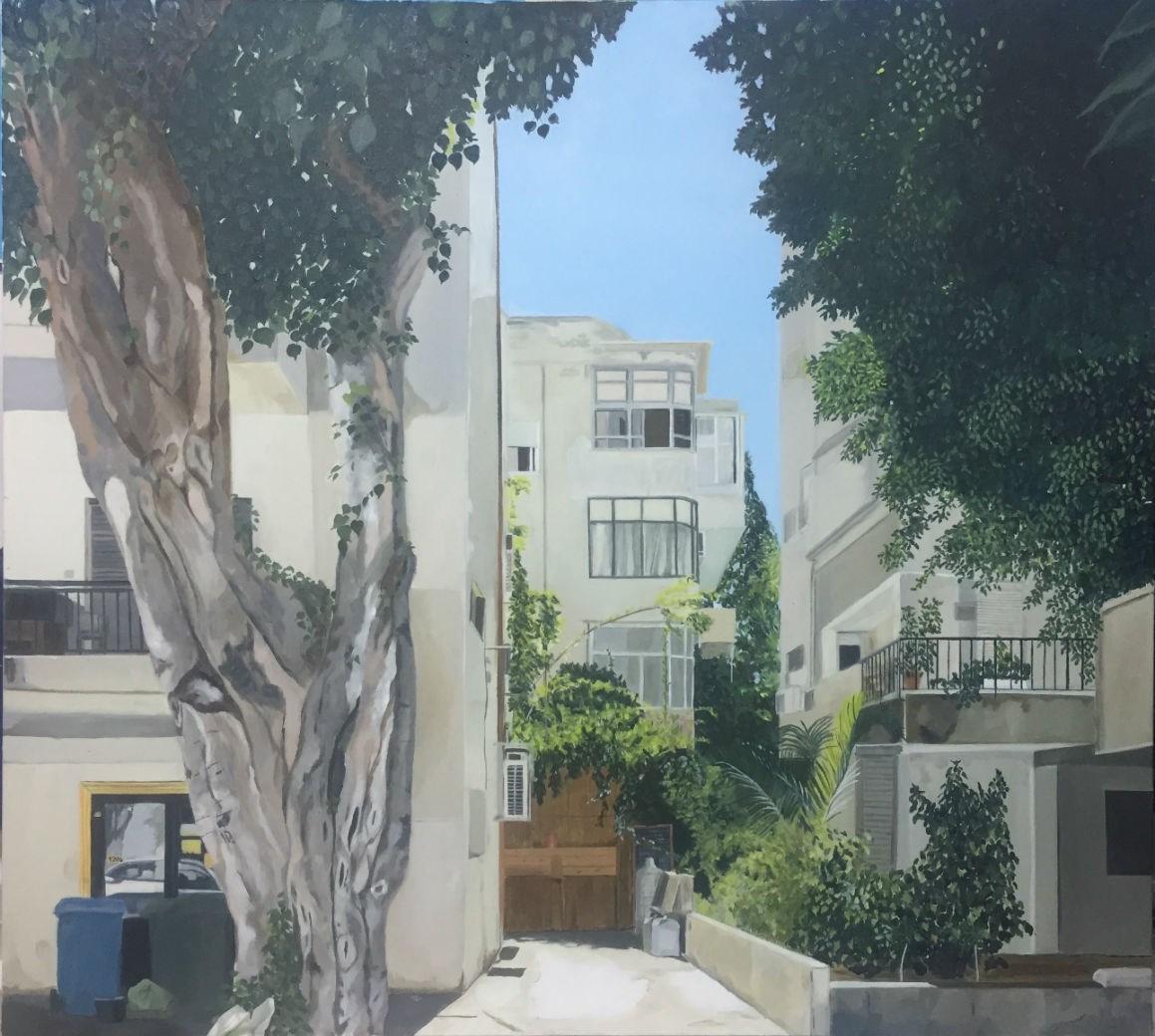 Tel Aviv_ White city II - זהר פלקס