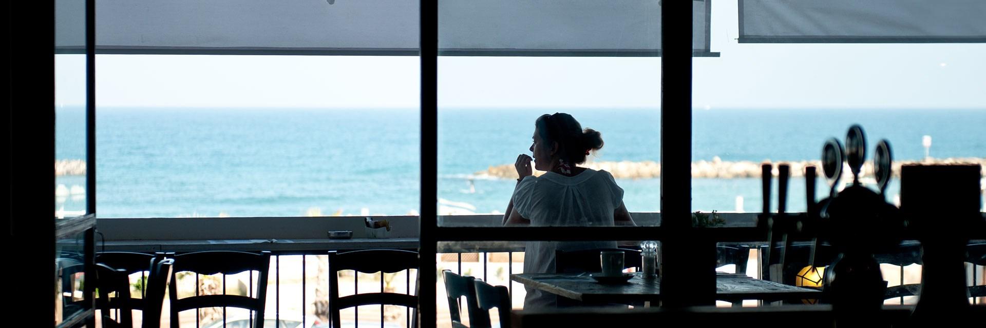 פרימה תל אביב - נוף על הים