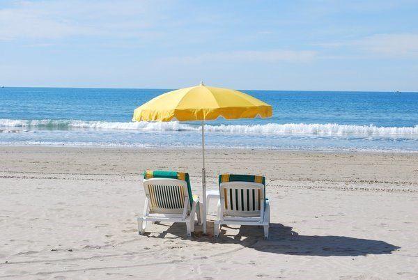 אואזיס פרימה - חוף