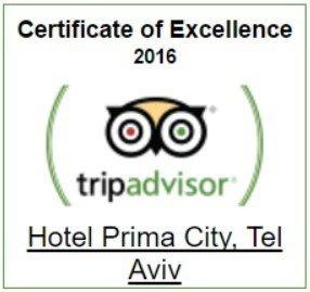 Trip Certificate Prima City