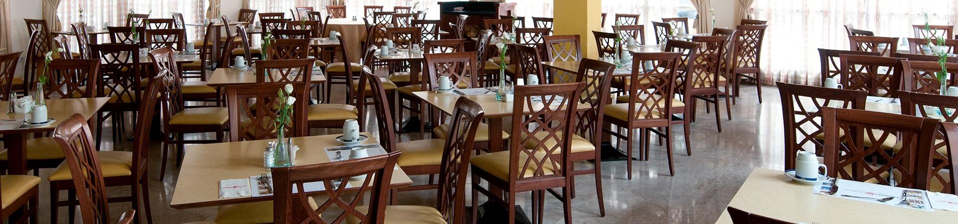 פרימה פאלאס - חדר אוכל