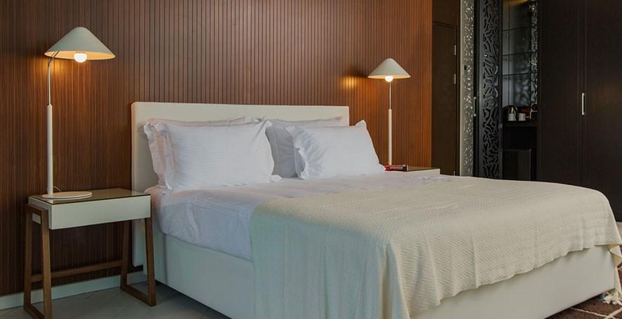פרימה מילניום - חדרי פרימיום עם מרפסת
